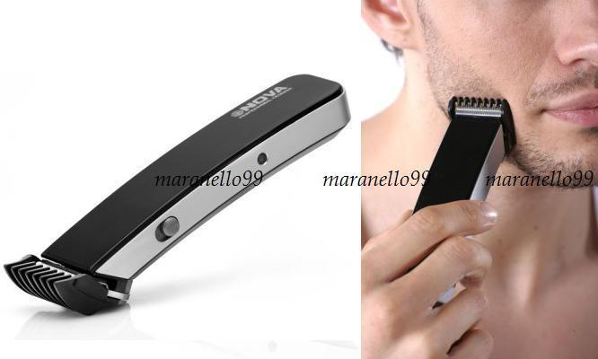 Highly Compact Nova Professional Smart Rechargeable Hair/Beard Trimmer