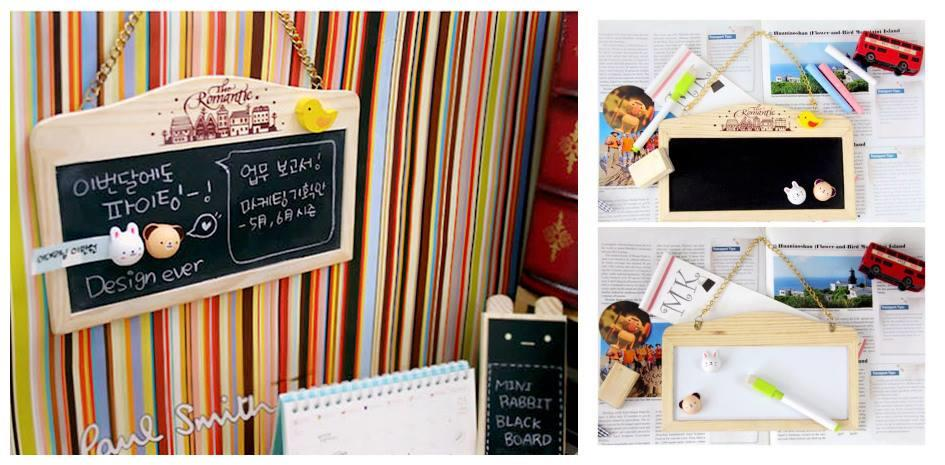 HM0749 MAGNETIC NOTICE BOARD