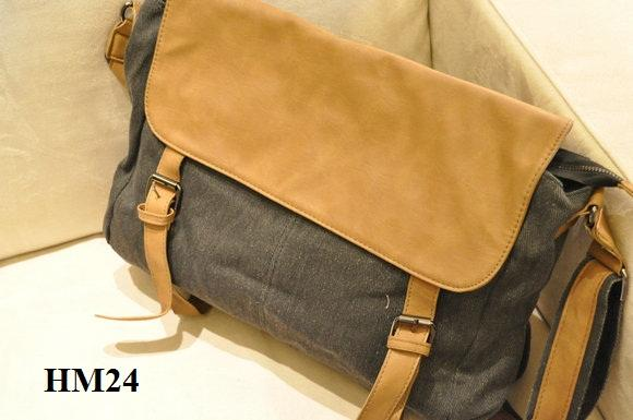 HM24 Men Casual Shoulder Bag /Travel (end 7/1/2017 12:00 AM)