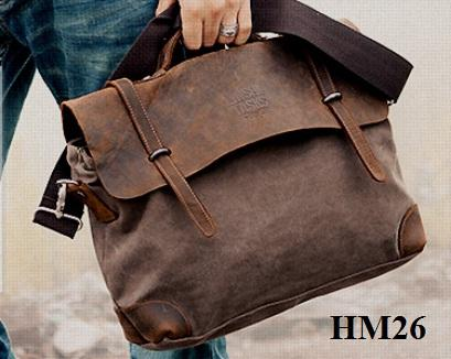 HM26 New Retro Messenger Bag/ Man Ba (end 9/1/2017 12:00 AM)