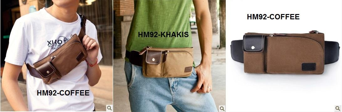 HM92 SPORT WAIST PURSE / CHEST BAG / SHOULDER BAG