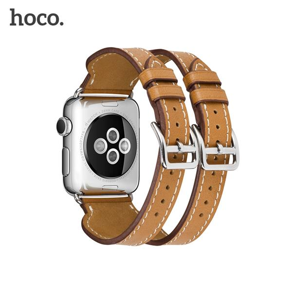 HOCO Apple Watch Series 2 Strap Genuine Leather Watch Band Strap