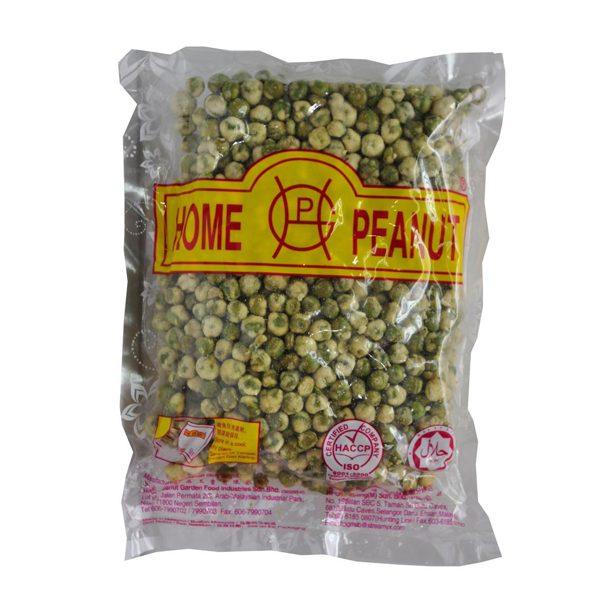 Home Peanut Garden Coated Green Peas 350g
