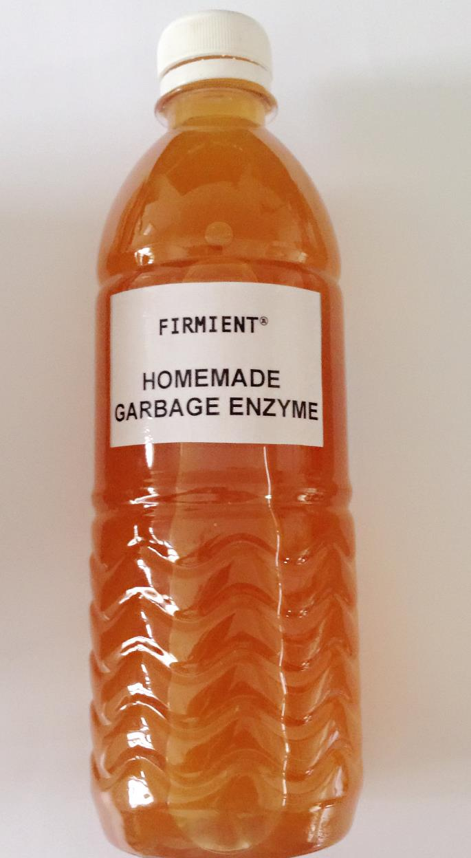 Homemade Garbage Enzyme, 500mL