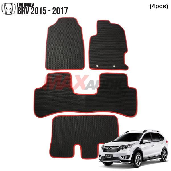 HONDA BRV 2015 - 2017 EMANON-J (EVA) Custom Made Car Floor Carpet Mat