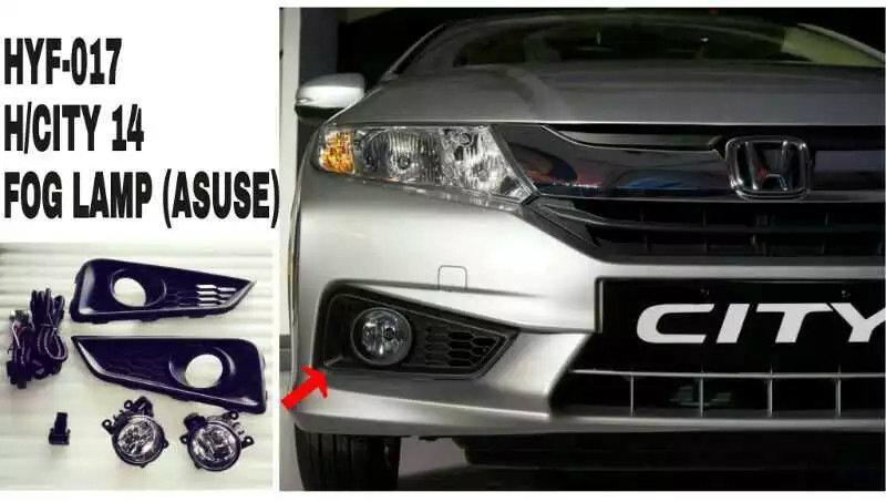 HONDA CITY 2014 FOG LAMP (ASUSE)