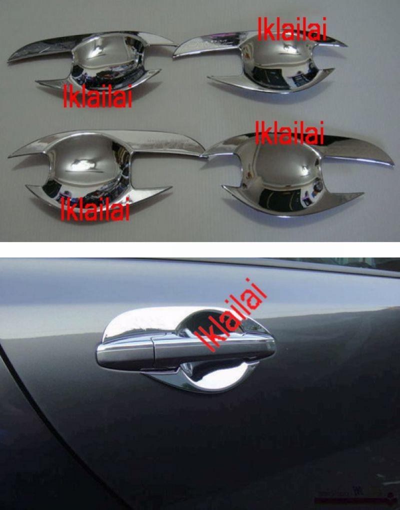 HONDA CIVIC '06 Outer Door Handle Chrome Cover