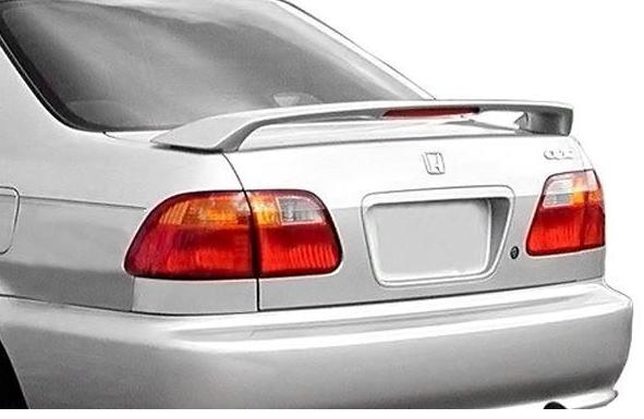 HONDA CIVIC EK SO4 VIRS SPOILER WITH LED (FIBER/FIBRE)