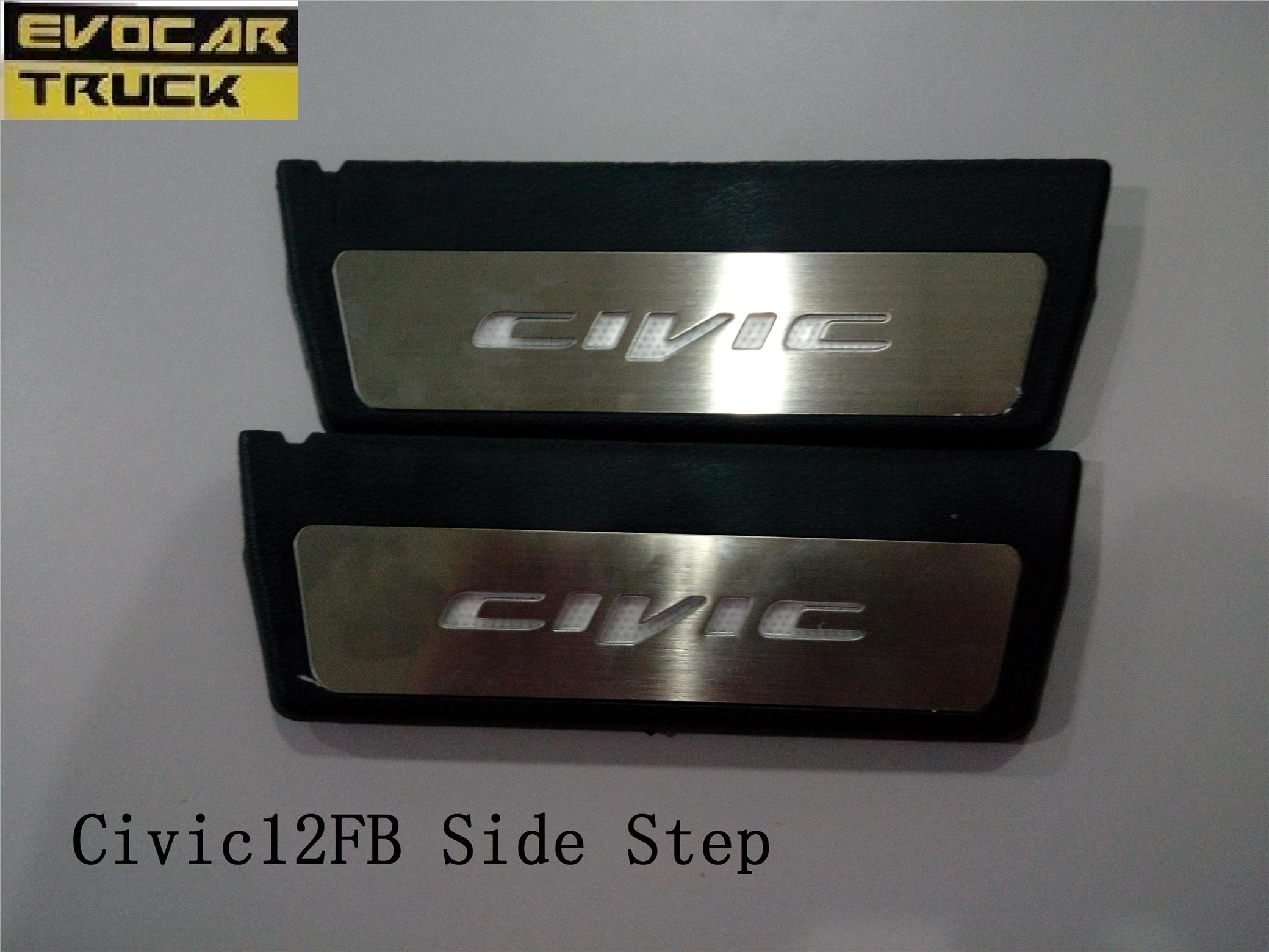 HONDA CIVIC FB 2012 LED DOOR SIDE STEP