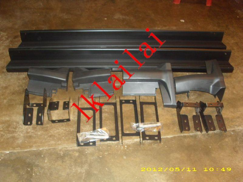 Honda CRV '07 Modulo Style Running Board / Side Step