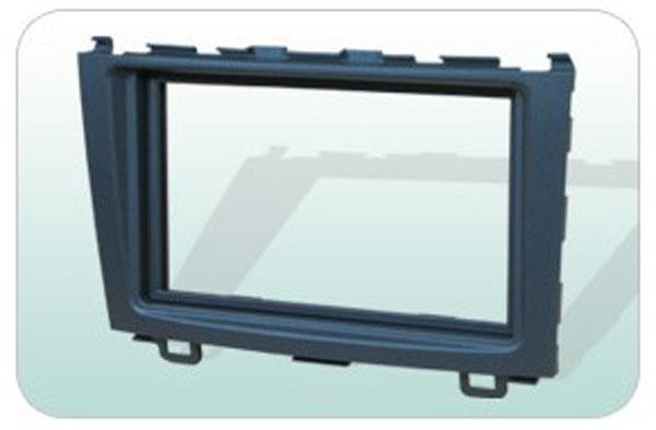 HONDA CRV 2007 - 2012 Double Din Player Casing Panel [BN-25K832]