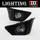 HONDA JAZZ 2014 - 2015 Fog Lamp With Cover (Full Black)