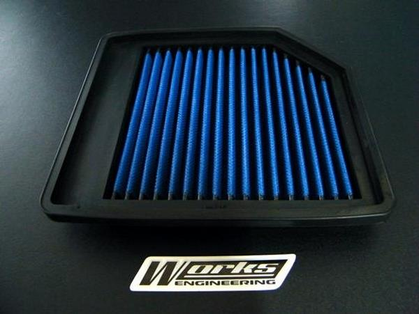 HONDA STREAM RSZ 2007 - 2013 WORKS ENGINEERING Dop In Air Filter