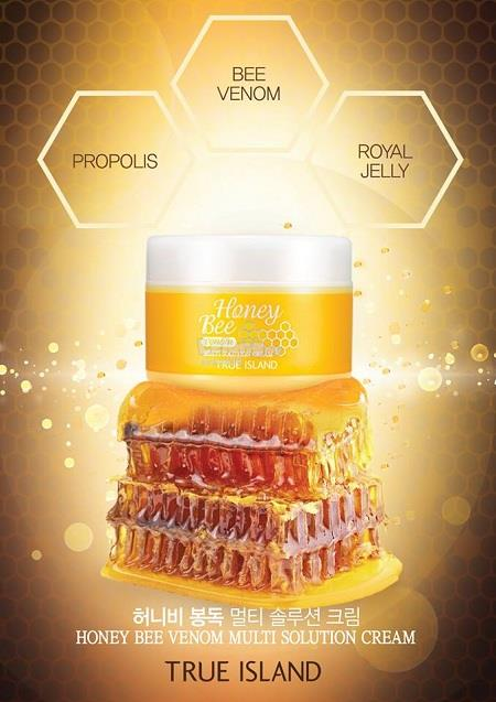 HoneyBee Venom Multisolution Cream True Island