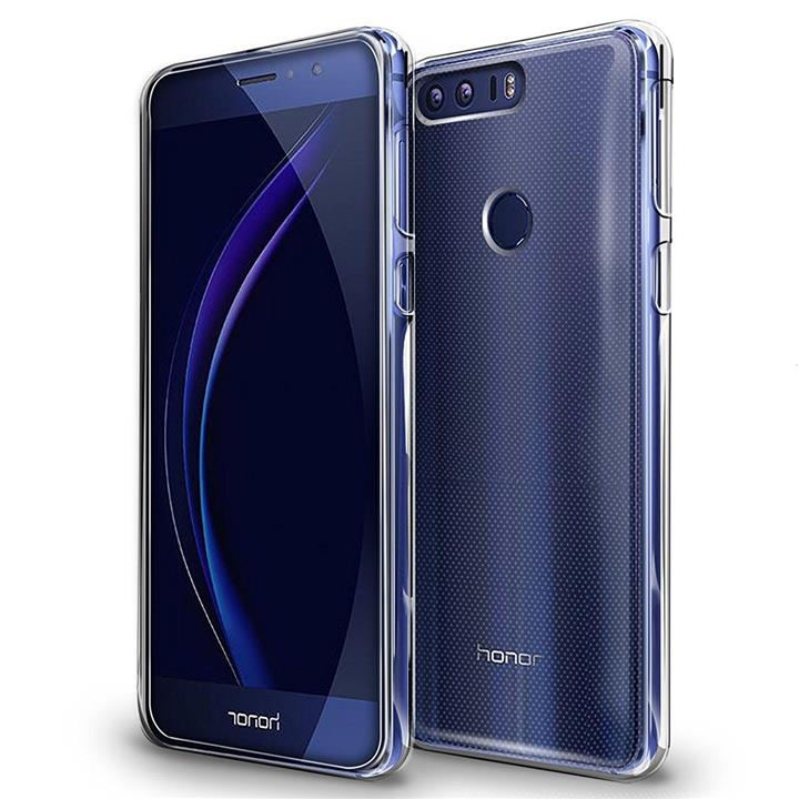 [Honor 8] Orzly FlexiCase Silicone Gel Case for Huawei Honor 8 (2016)