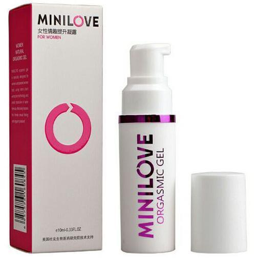 HOT ITEM !!!MINI LOVE Orgasmic Gel for women WITH FREE SHIPPING