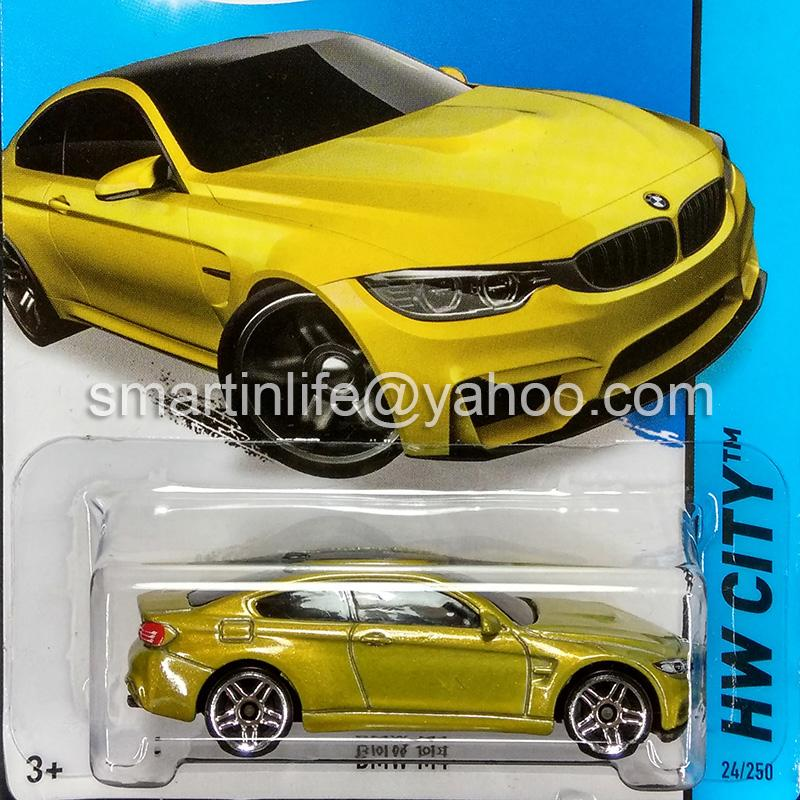 Hot Wheels‬ BMW M4̷ (end 7/4/2017 10:15 AM - MYT )