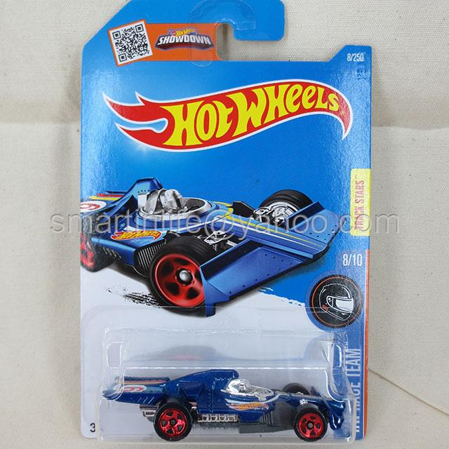 Hot Wheels Formula Flashback (Blue) #8