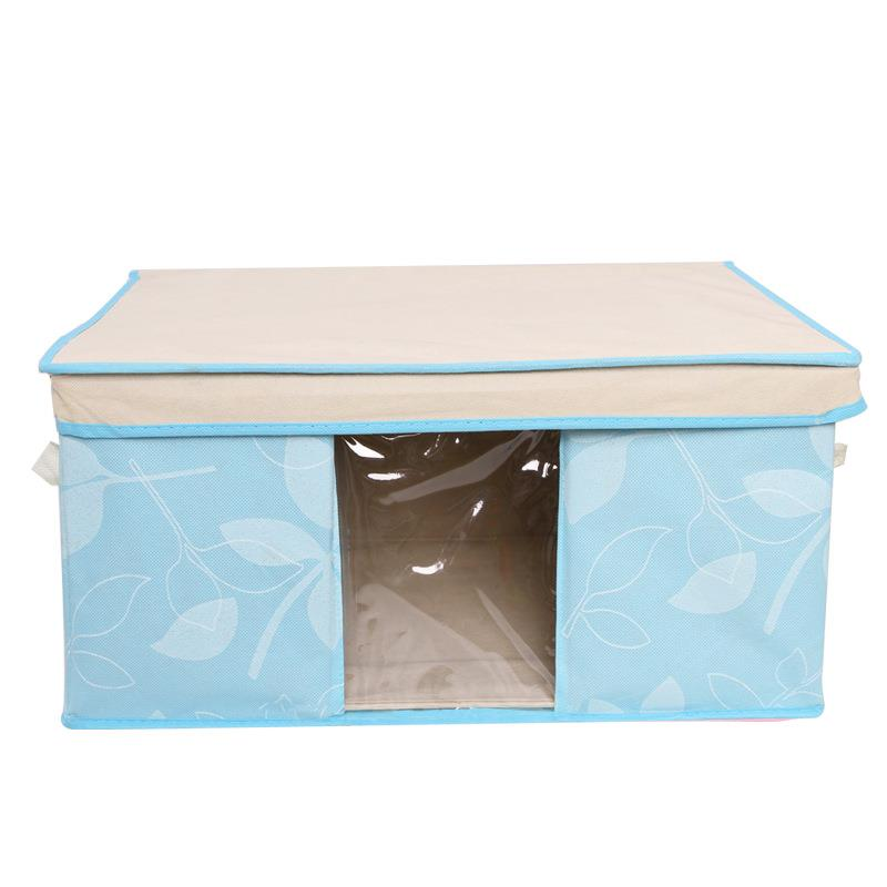 New Hot~Non-woven Leaf Type Storage Box (S)