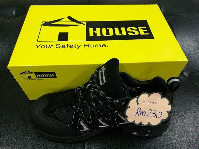 HOUSE Safety Shoes - BOLTON size UK (end 3/10/2018 6:15 PM)