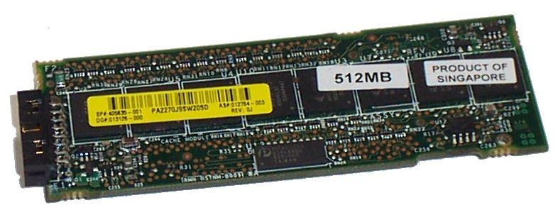 HP 012764-003 Smart Array P400 512MB Cache Module - SPS 405835-001