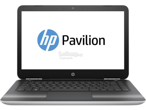 HP 14-al103TX Notebook-Natural Silver (2-Years Warranty)