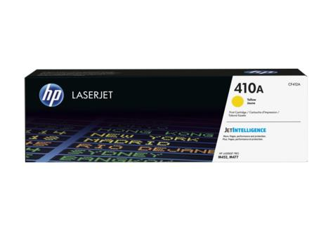 HP 410A Yellow Original LaserJet Toner Cartridge (CF412A)