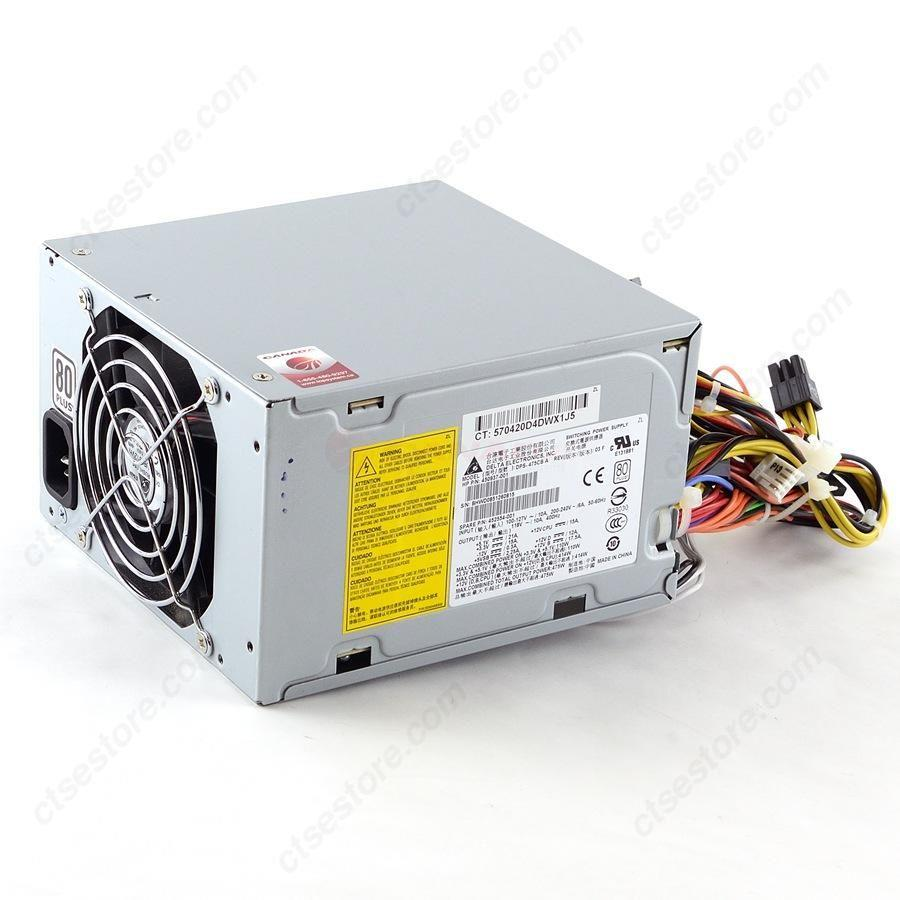 HP 475W POWER SUPPLY DELTA DPS-475CB A 450937-001 452554-001