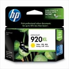 HP 920XL YELLOW Ink CD974AA (Genuine) Officejet 6000 6500 920