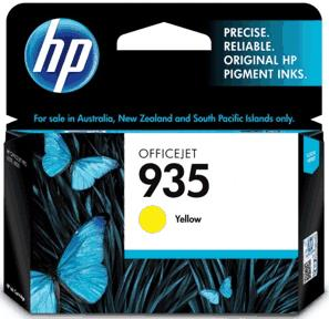 Hp 935 Yellow ink (Genuine) C2P22AA