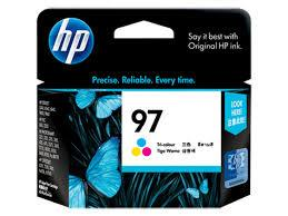 HP 97 COLOUR Ink Cartridge (Genuine) C9363WA ( Expire 2015/6 ) 9363
