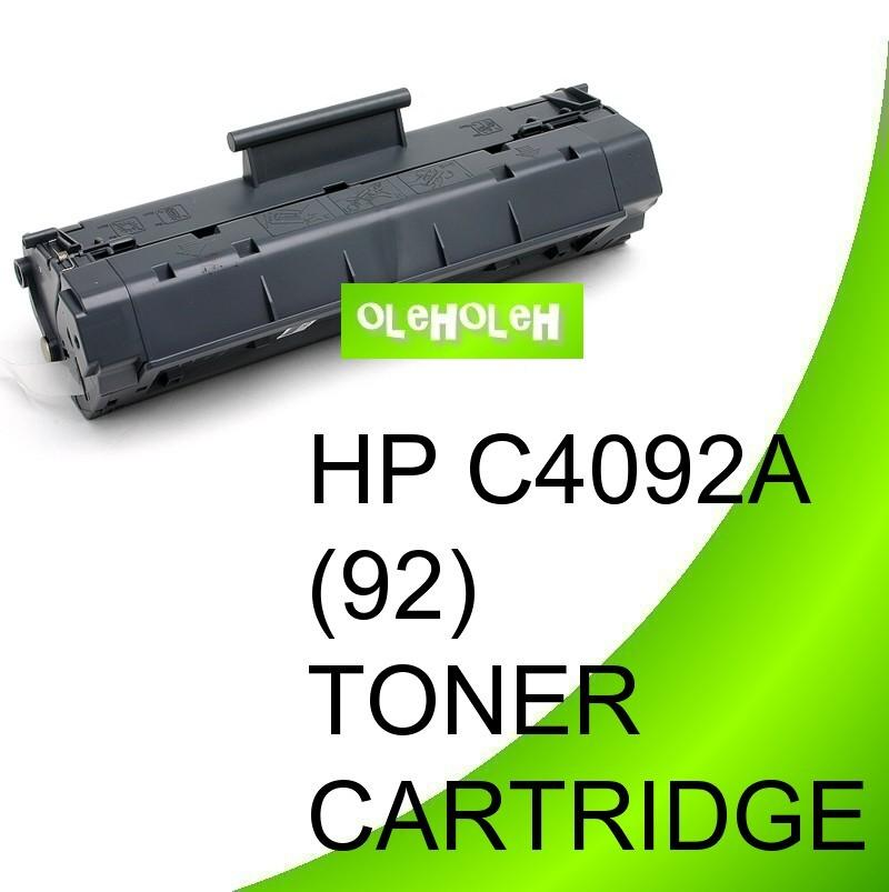 HP C4092A (92) Compatible Toner Cartridge HP1100 , HP3200