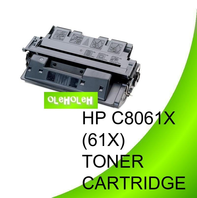 HP C8061X (61X) Compatible Toner Cartridge For HP LaserJet 4100