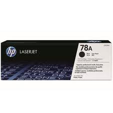 HP CE278A (78A) Black Toner (Genuine) P1566 P1606 P1606dn 278