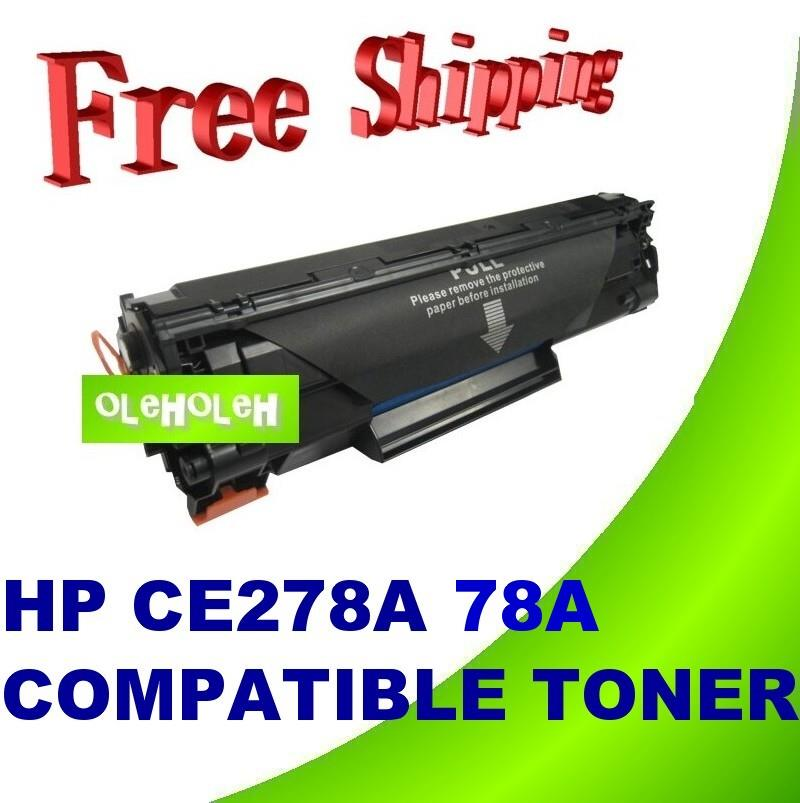 HP CE278A 78A Compatible Toner Cartridge P1560 P1606dn M1536 P1060