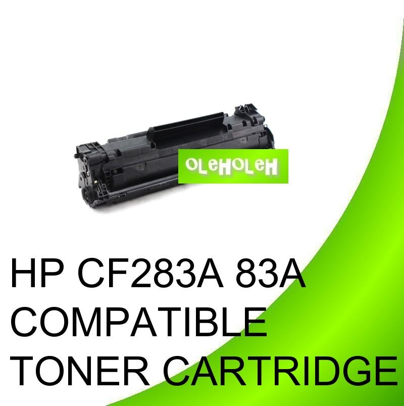 HP CF283A 83A Compatible Toner Cartridge For HP LaserJet M127FP M127FW