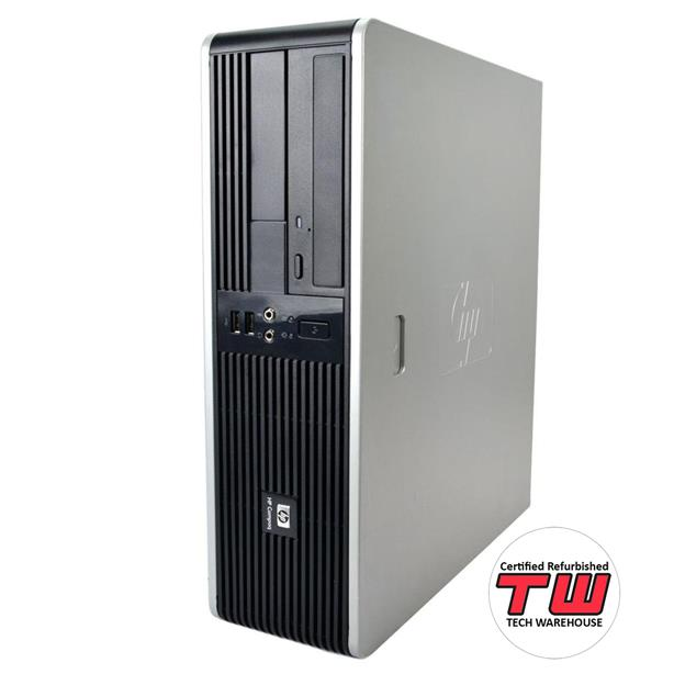 HP Compaq dc5800 (SFF) + Windows 7 Professional + 8GB DDR2 RAM