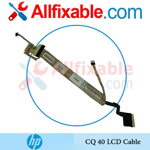 HP Compaq Presario CQ40 486735-001 notebook laptop Lcd Cable