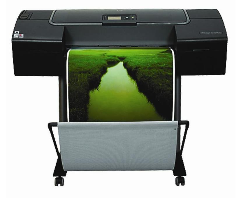 HP Designjet Z2100 Photo Printer 24 inch  / A1 size (Q6675D)