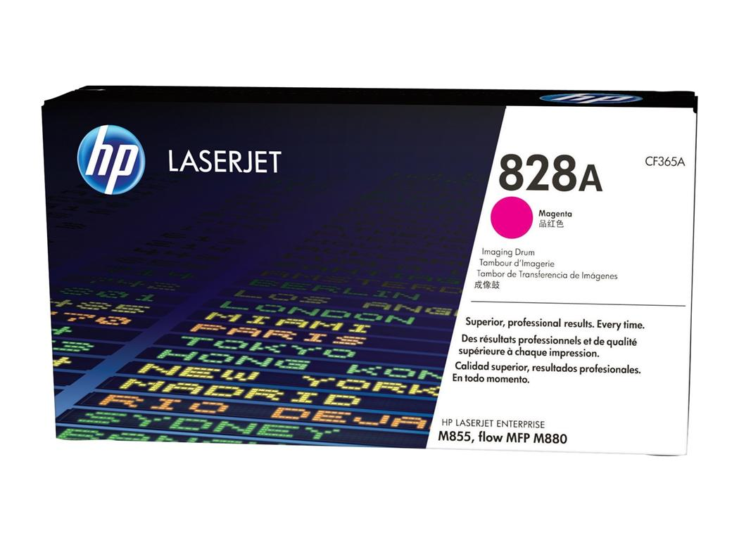 Hp Drum CF365A ( 828A ) Magenta (Genuine)M855 MFP M880 359 828 855 880