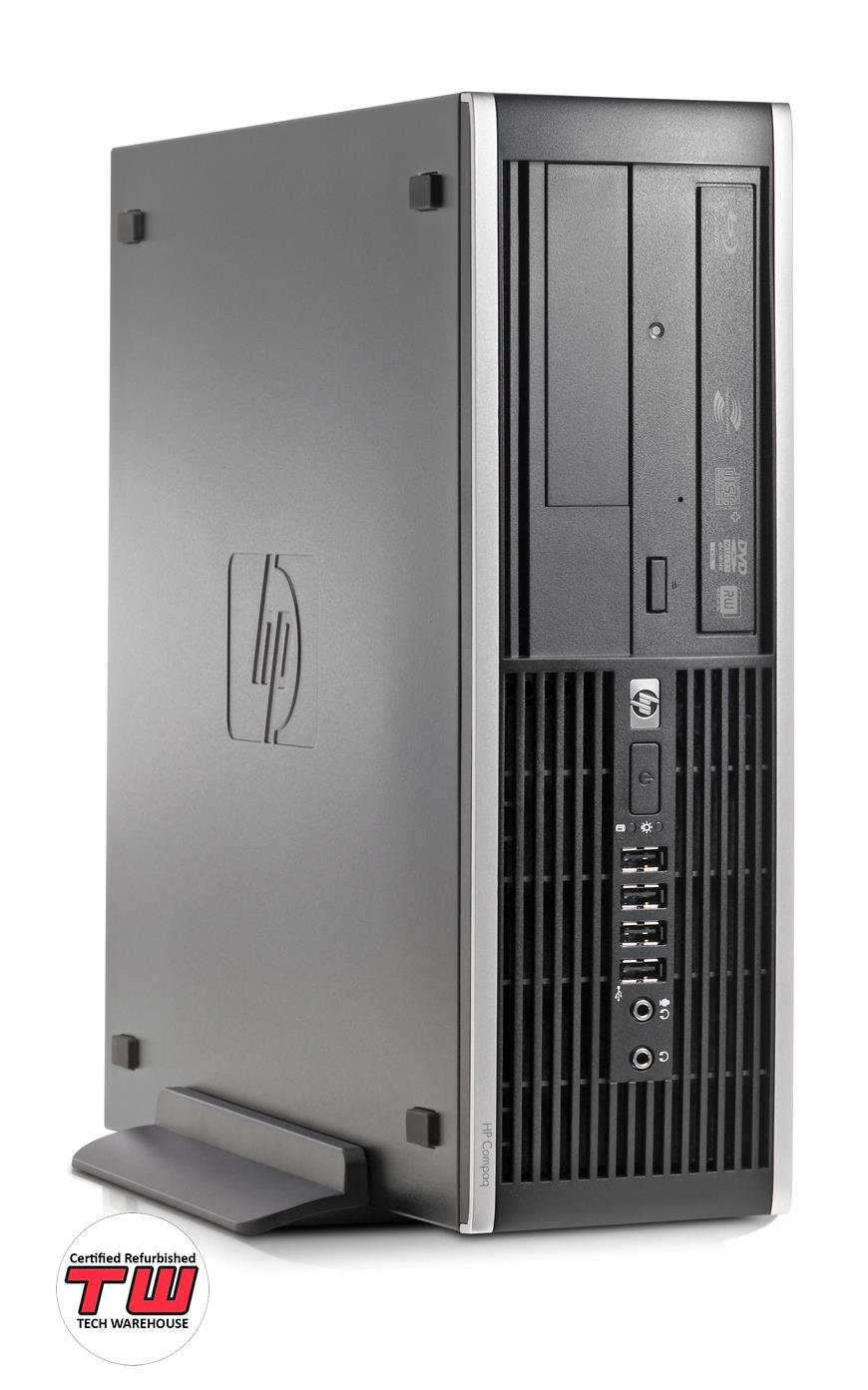 HP Elite 8000 (SFF) + Windows 7 Professional