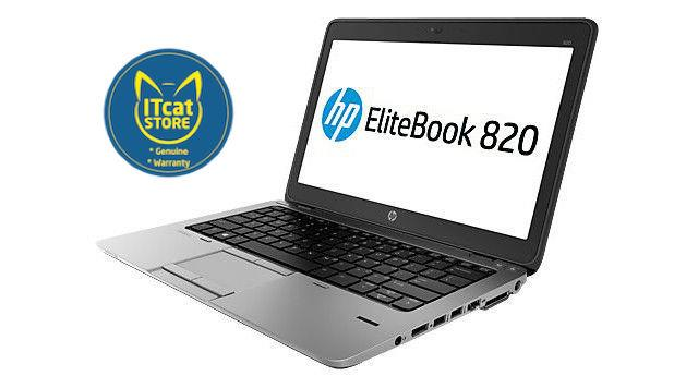 HP EliteBook 820 G2-12.5'/i7-5600/4GBRAM/500GB HDD/WINS 8.1/3YEARS