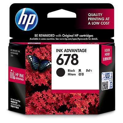 Hp INK ADVANTAGE 678 BLACK