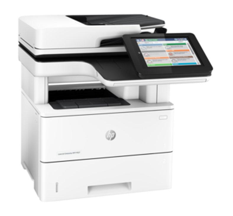 HP LaserJet Enterprise 500 MFP Series M527dn (F2A76A)