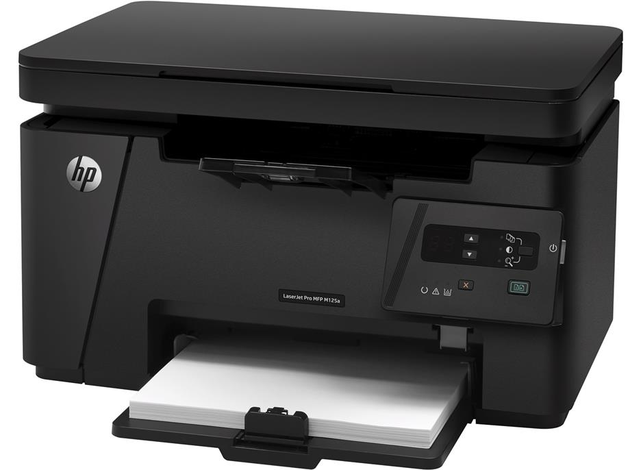 HP LJ MFP M125a PRINTER