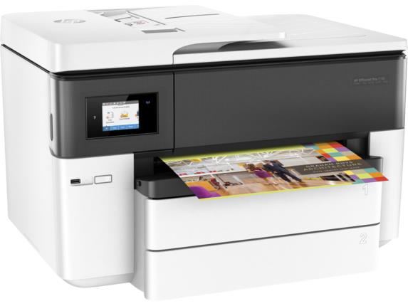 HP OfficeJet Pro 7740 Wide Format All-in-One Printer(G5J38A