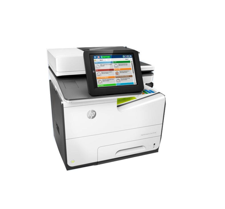 HP PageWide Enterprise Color MFP 586f (G1W40A)