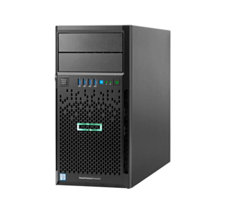 HP ProLiant ML30 Gen9 Server (E3-1220v5.4GB.1TB) (824379-371)