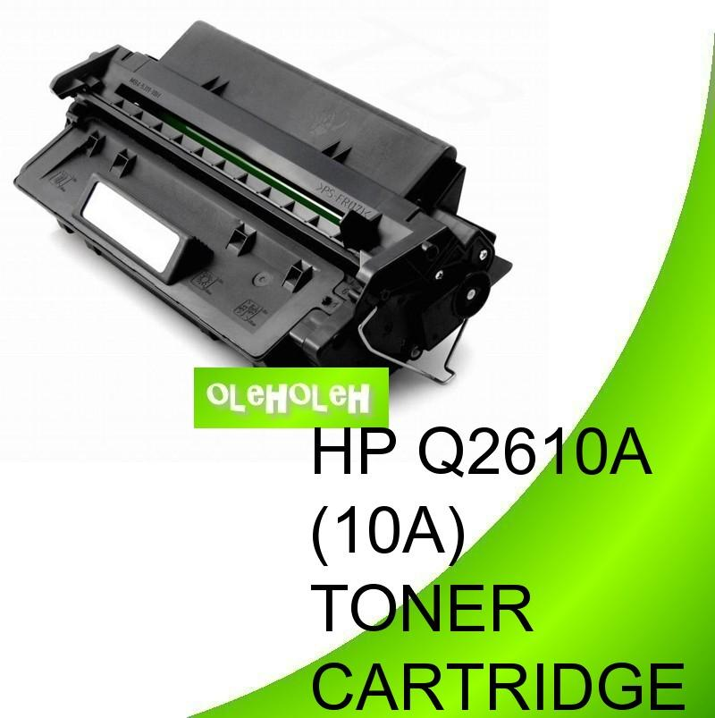 HP Q2610A(10A) Compatible Toner Cartridge 2300,2300L,2300d,