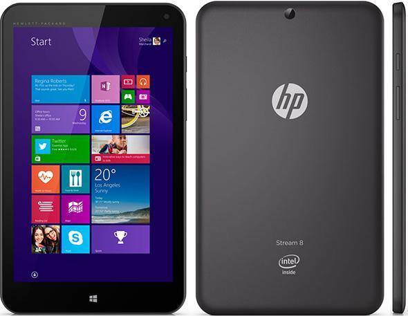 HP Stream 8-5901TW 3G Tablet / Intel Z3735D window 8.1